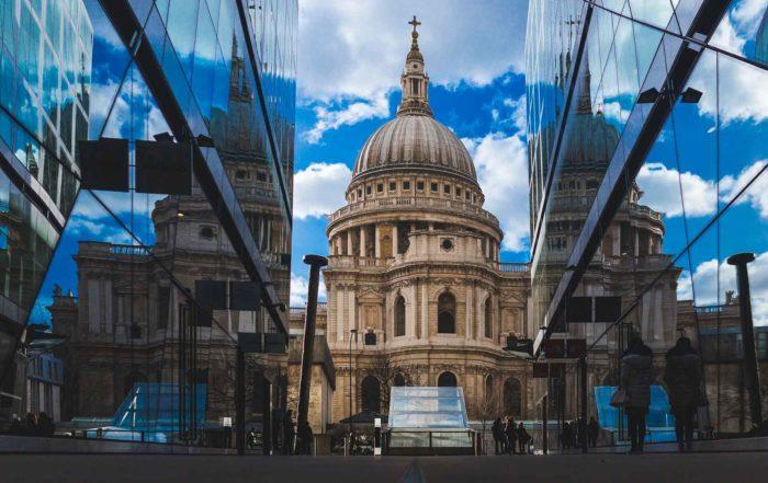 La Cathédrale St Paul, Londres