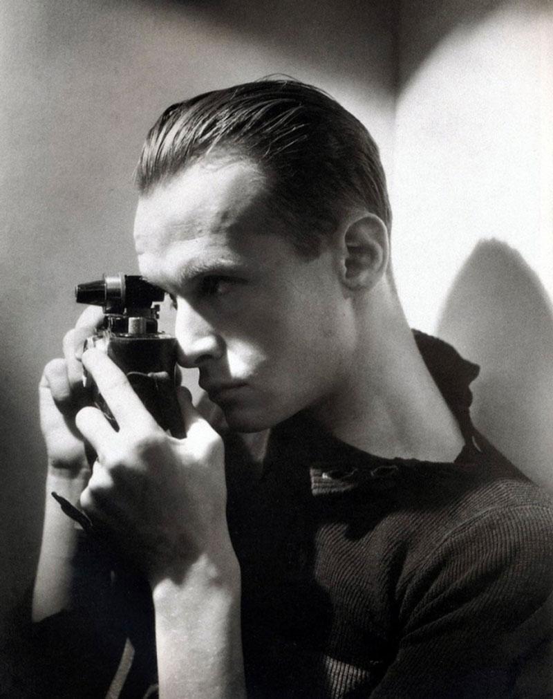 Portrait d'Henri Cartier-Bresson