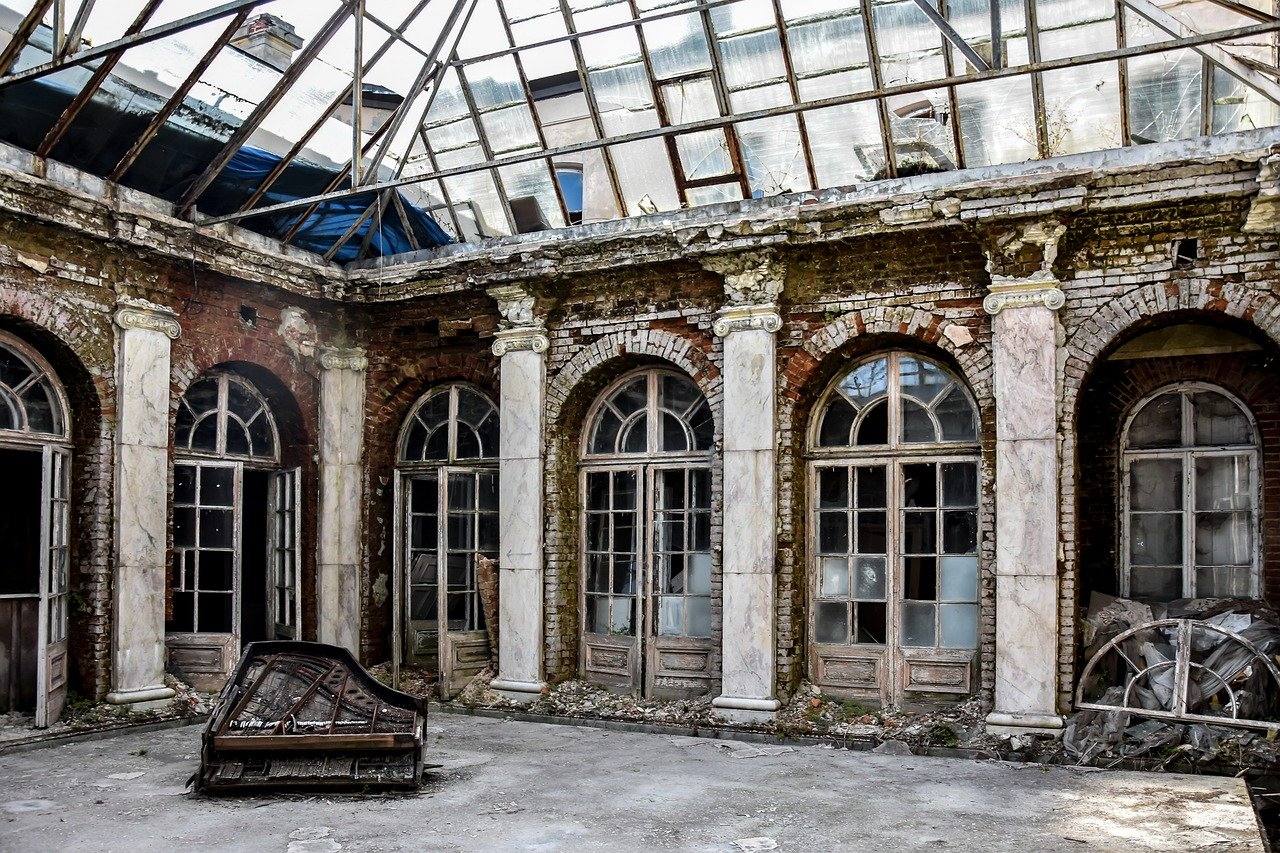 Urbex and HDR