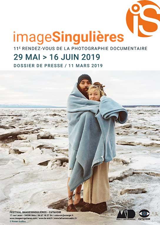 Affiche du festival imageSingulières