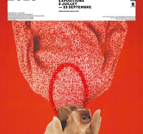 Affiche des Rencontres de la Photographie à Arles