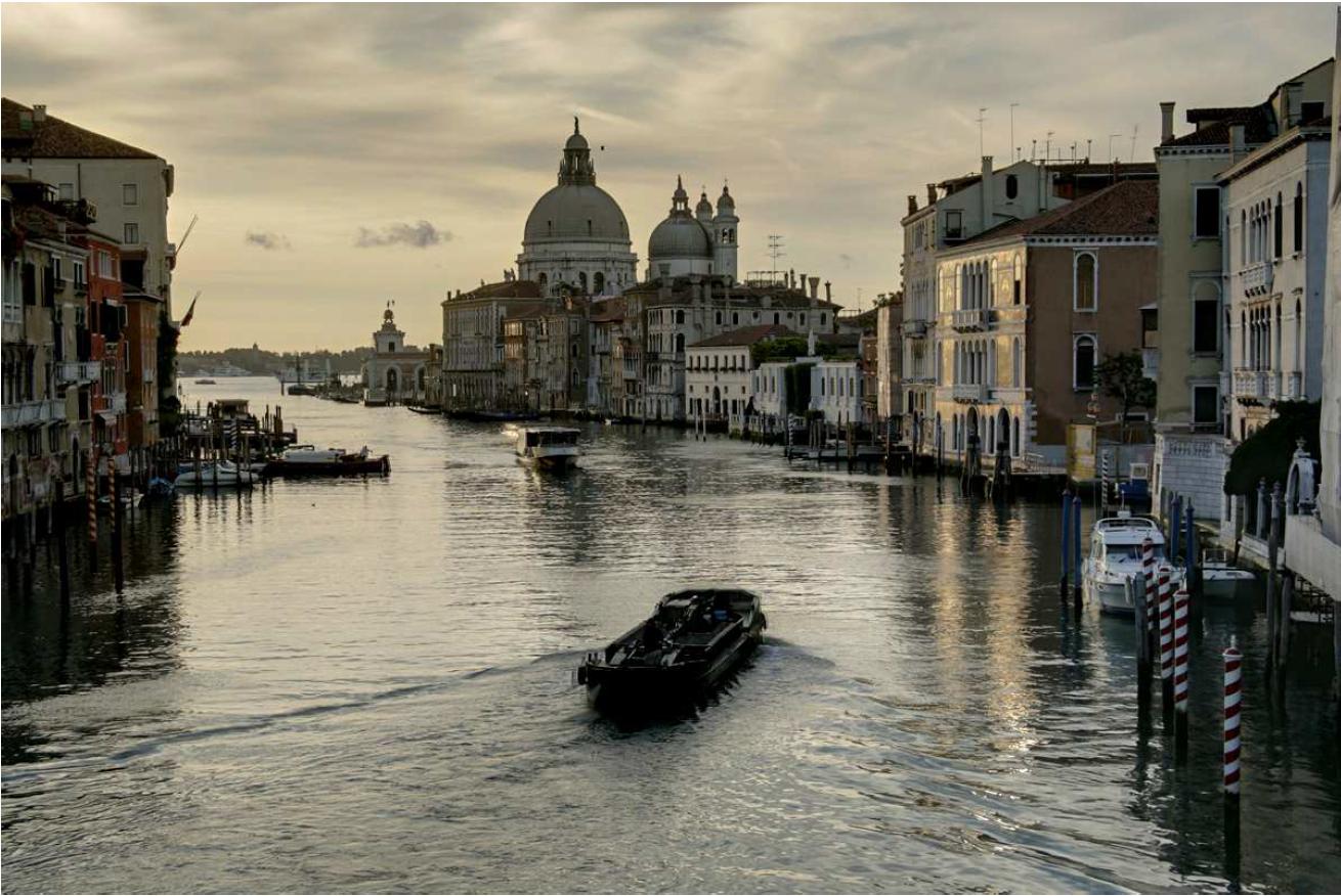 Venise_Résultat HDR