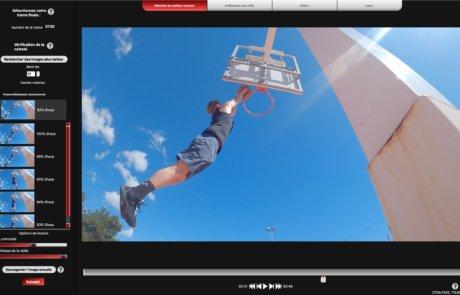 Capture d'écran HDRinstant