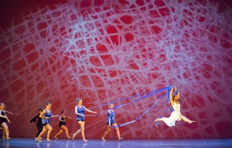 Photo de danseuses traitée avec HDRinstant