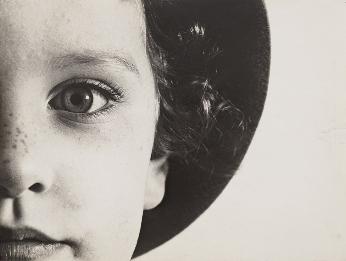 Lotte (Eye) 1928, Max Burchartz, The Museum of Modern Art, New York